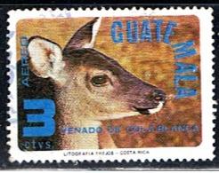 GUATEMALA 121 // YVERT 675 (AÉRIEN) // 1979 - Guatemala