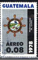 GUATEMALA 122 // YVERT 698 (AÉRIEN) // 1979 - Guatemala