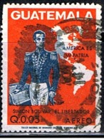 GUATEMALA 123 // YVERT 498 (AÉRIEN) // 1973 - Guatemala