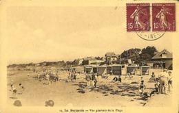 CPA - France - (44) Loire Atlantique - La Bernerie - Vue Générale De La Plage - La Bernerie-en-Retz