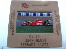 Formule 1 - 1995 - Jean Alesi Sur Ferrari - Cars