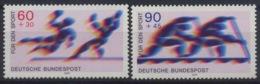 --- 1979 Allemagne Y. 848 / 849** M. 1009 / 1010** - [7] West-Duitsland