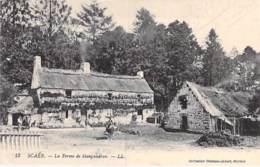 29 - SCAER : La Ferme De Stangandren - CPA Village (5.400 Habitants) - Finistère - Sonstige Gemeinden