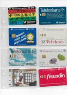 Allemagne - Germany Collection De 40 Cartes Des Années 90 - Vintage - Très Bon état - Port En Plus - Duitsland