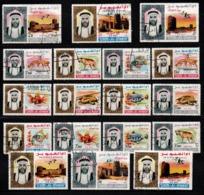 S245.-. UMM AL QIWAIN -1965 - USED - ANIMALS - Umm Al-Qaiwain