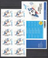 Football / Soccer / Fussball - WM 2018:  Deutschland  Privatpost  MH ** - 2018 – Russia