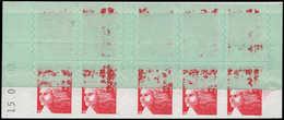 ** FRANCE - Carnets - 3419-C8, Marianne De Luquet (couverture Lucky-Luke), Extraordinaire Carnet, Impression Sur Raccord - Booklets