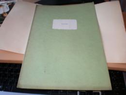 Old Herbarium Gramineae 1928 - B. Blumenpflanzen Und Blumen