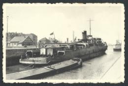 """1.1 // CPA - ZEEBRUGGE - Le Ferry Boat """" ESSEX """" - Bateau - Nels  // - Zeebrugge"""