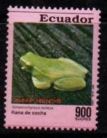 S248.-. ECUADOR  1993- MI#: 2230- MNH - FROGS / RANA - Ecuador