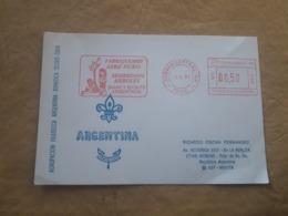 Argentine Scout, Planter Des Arbres - Scoutisme