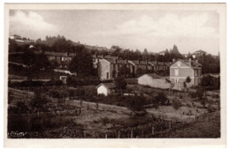 CPA - Régny, Villa Des Iris Et Cités De Bassy - Francia