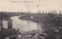 72. MALICORNE. CPA. VALLEE DE LA SARTHE - Other Municipalities