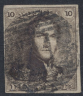 épaulette - N°1 Margé Obl P71 Lessines / COBA : 150 - 1849 Schulterklappen