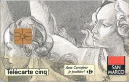 Télécarte Promotionnelles 5 U - Gn81 - San Marco BOTTICELLI - GEM - France