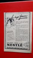 Pub Nestlé,la Sage Femme - Reclame