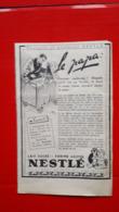 Pub Nestlé,le Papa - Reclame