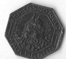 *notgeld   Maulbronn 5 Pfennig 1918 Fe   325.1a? - Andere