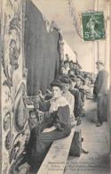 Thème  Métiers . Tapisserie.Tannerie. Manufacture De Tapis D'Aubusson  23 La Fabrication       (voir Scan) - Artisanat