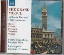 The Grand Mogul  Barthold Kuijken  Baroque Flute   Etat: TTB Port 110 GR - Classical