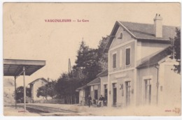Meuse - Vaucouleurs - La Gare - Altri Comuni