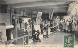 Thème  Métiers . Tapisserie.Tannerie.   60 Beauvais  Métiers Levés      (voir Scan) - Artisanat