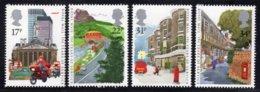 GREAT BRITAIN GB - 1985 ROYAL MAIL ANNIVERSARY SET (4V) FINE MNH ** SG 1290-1293 - 1952-.... (Elizabeth II)