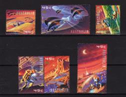 AUSTRALIE Australia 2000 Espace Space  Yv 1869/1874 MNH ** - Ungebraucht
