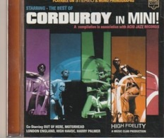 Best Of  Corduroy In Mini Acid Jazz    Etat: TTB Port 110 GR - Jazz