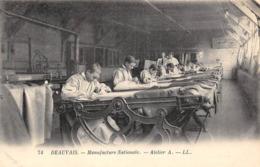 Thème  Métiers . Tapisserie.Tannerie.   60 Beauvais   Atelier  A  (voir Scan) - Artisanat