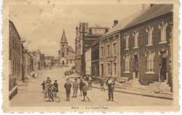 SIVRY : La Grand'Place - Cachet De La Poste 1934 - Sivry-Rance