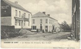 SOUVENIR DE SIVRY : Le Bureau Des Douanes - Rue Godart - Cachet De La Poste 1905 - Légère Usure Bas Droit - Sivry-Rance