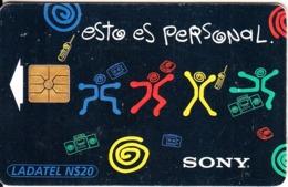 MEXICO - Sony, Chip GEM1.3, 12/95, Used - Mexico