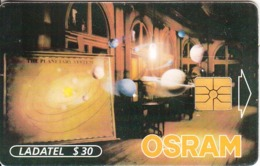 MEXICO - Osram($30), Chip GEM1.1, Used - Mexico