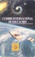MEXICO - Cumbre Internacional De Educación, Chip GEM1.1, Used - Mexico