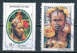 °°°MALI - Y&T N°1854/55 - 2003 °°° - Mali (1959-...)