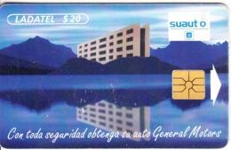 MEXICO - Suauto, Chip GEM1.1, 10/96, Used - Mexico