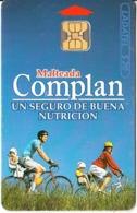 MEXICO - Malteada Complan, Chip OB1, Used - Mexico