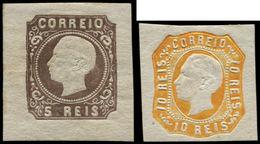 * PORTUGAL - Poste - 13/14, Originaux, Belles Marges, Signés Scheller - Non Classés