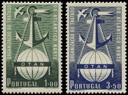 ** PORTUGAL - Poste - 760/61, Otan 1952 - Non Classés