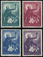 ** PORTUGAL - Poste - 770/73, St. François Xavier - Non Classés