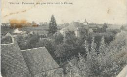 VIRELLES : Panorama - Vue Prise De La Route De Chimay - RARE CPA - Chimay
