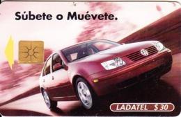 MEXICO - Volkswagen Jetta, Súbete O Muévete, Chip GEM1.2, 05/00, Used - Mexico
