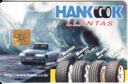 MEXICO - Hankook, Chip GEM1.2, 02/99, Used - Mexico