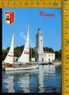 Rimini Città Porto Canale E Faro - Rimini