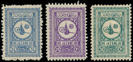 * ARABIE SAOUD. NEDJED - Poste - 86/88, Complet - Arabia Saudita