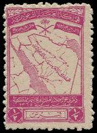 ** ARABIE SAOUD. NEDJED - Poste - 125A, 1/2g. Retour D'Egypte - Arabia Saudita