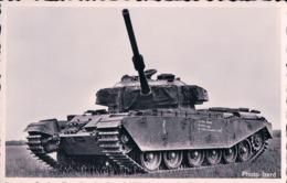 Armée Suisse, Un Centurion Char D'assaut Britannique (9803) - Equipment