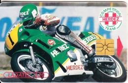 MEXICO - Herdez/Motorbike, Dona Maria, Chip GEM1.1, 07/96, Used - Mexico