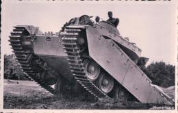 Armée Suisse, Un Centurion Char D'assaut Britannique (9809) - Ausrüstung